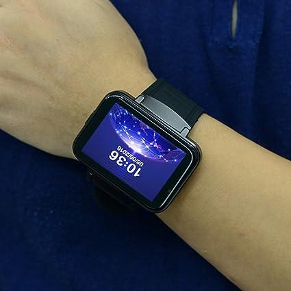 censhaorme DM98 Tarjeta SIM 3G Inteligente Reloj Bluetooth ...