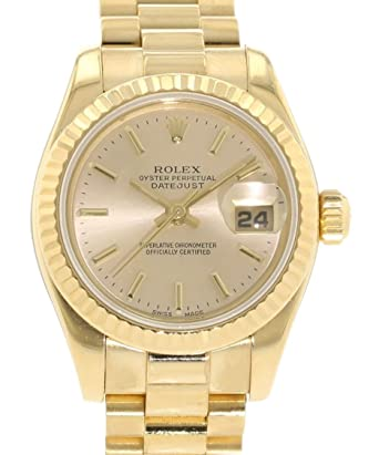 Image Unavailable. Image not available for. Color  Rolex Lady Datejust ... f12e10fb9