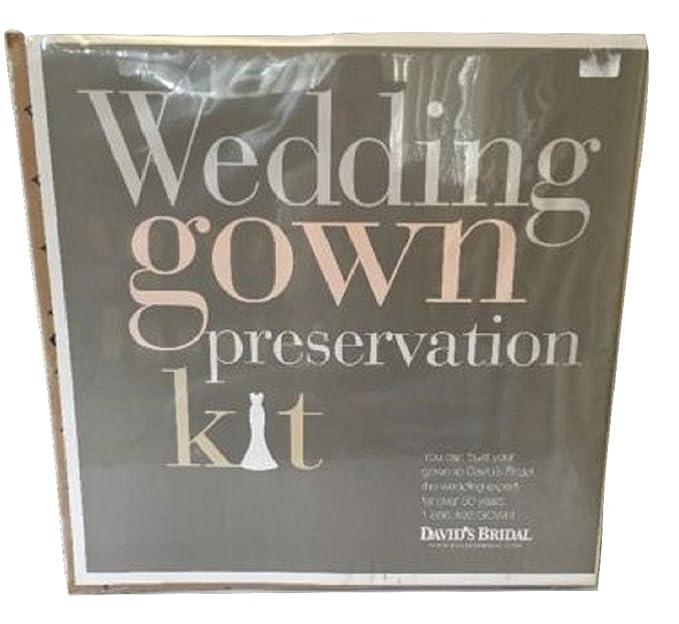 Wedding Gown Preservation Kit David\'s Bridal: Amazon.ca: Clothing ...