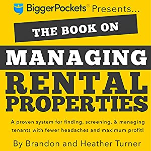 The Book on Managing Rental Properties Hörbuch