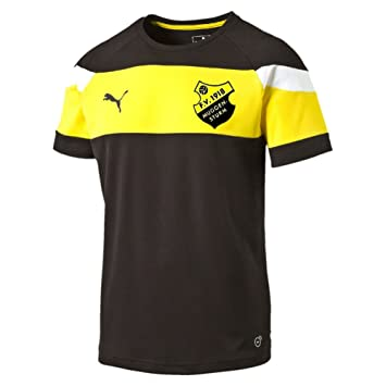 Clubes de camisetas Camisetas Spirit Entrenamiento Jersey f.v.1918 muggen Tormenta de Múnich, hombre,