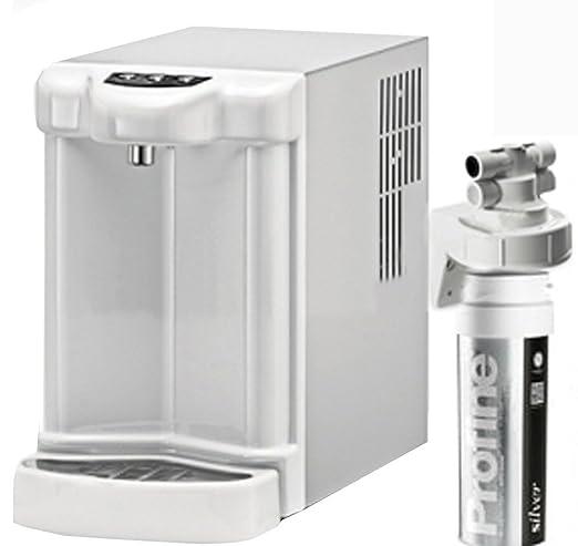 Enfriador Encimera Banco a 2 Vías aquais 80 con filtro Profine: Amazon.es: Hogar