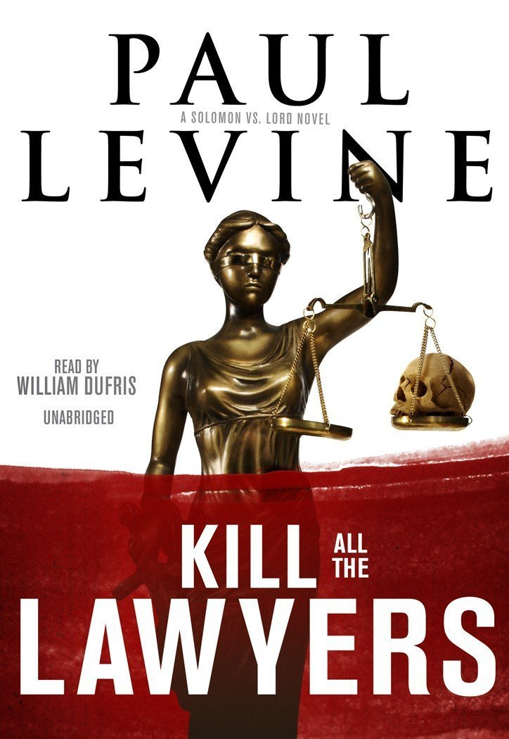 """5 thoughts on """"Solomon vs Lord by Paul Levine – a #BookReview"""""""