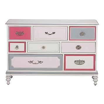 Ethan Allen | Disney Wonderland Dresser, Wonderland Pink