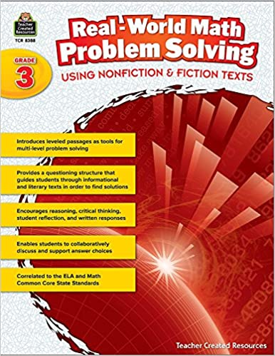Amazon.com: Real-World Math Problem Solving: Using Nonfiction ...