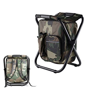 Fine Portable Folding Step Stool Backpack Camping Chairs With Machost Co Dining Chair Design Ideas Machostcouk