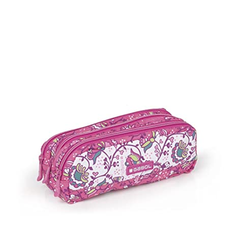 Estuche Grande Niña Gabol Magic Rosa