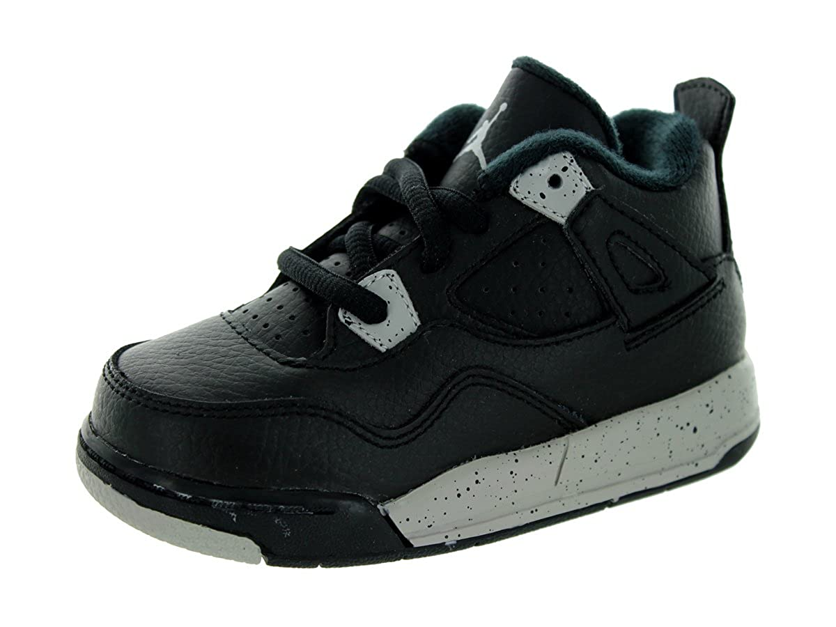 timeless design fc12c ee18e Nike Unisex Babies' Jordan 4 Retro LS BT Sneakers Multicolour Size ...