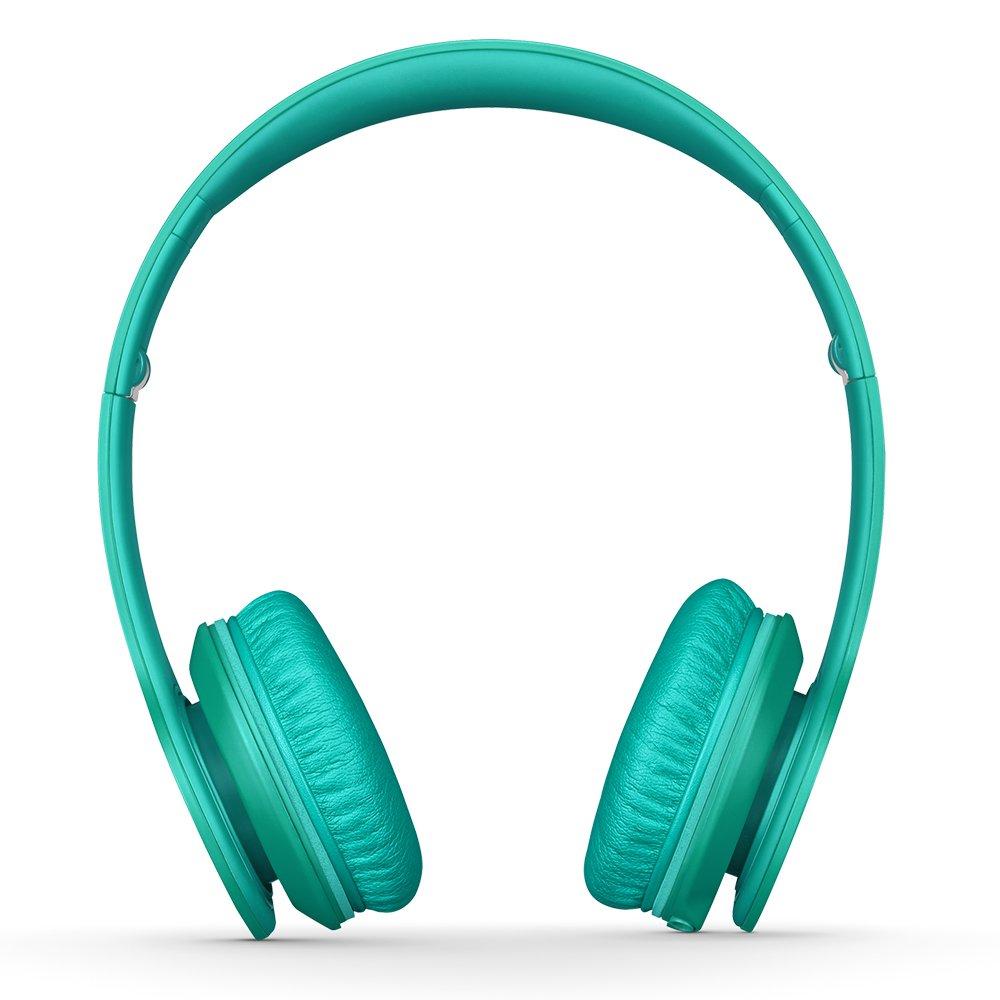 Amazon.com: Beats by Dre Solo HD Monochromatic Headphone Matte Teal ...