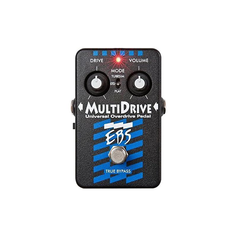 EBS Multi Drive Universal Bass Overdrive