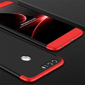 Funda Huawei Honor 8 Bumper 3 en 1 Estructura 360 Grados Integral ...