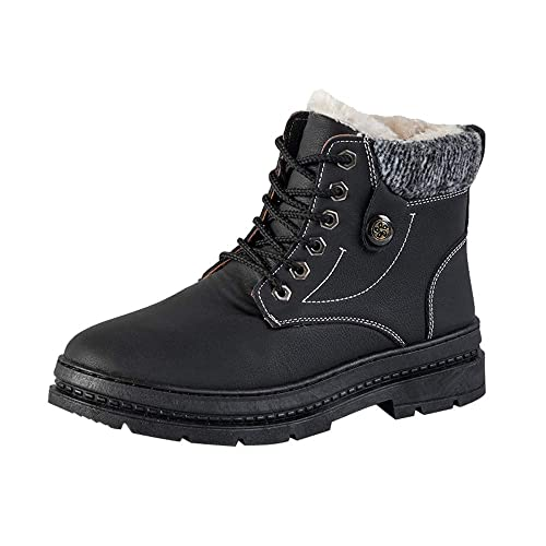 189650d92 KKGG Men Running Shoes Boots Shoe Mens Sneakers Business Casual Snow Boot
