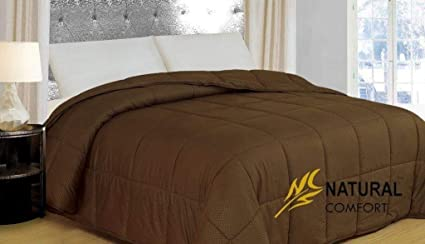 Amazon Com Natural Comfort New In Color Down Alternative Comforter