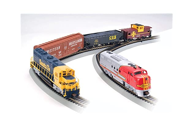 Best Ho Train Sets For Adults Amazon Com