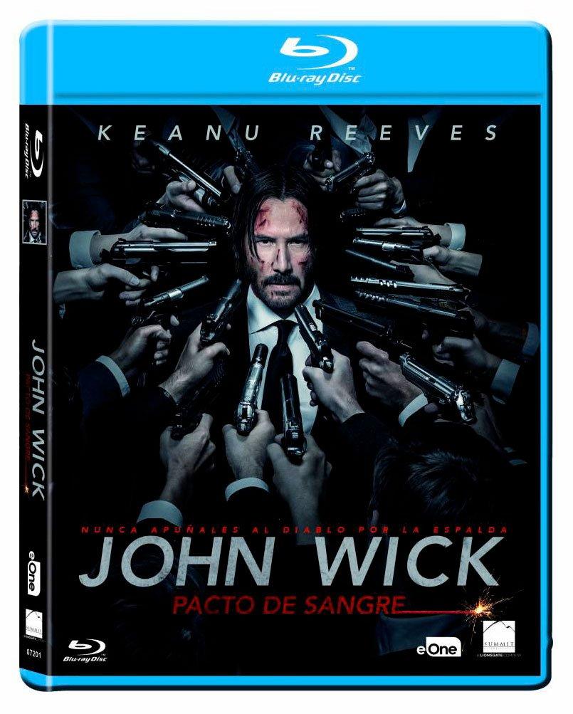 John Wick: Pacto De Sangre Blu-Ray [Blu-ray]: Amazon.es: Keanu ...