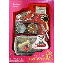 Our Generation Pet Care Playset Doll Accessory Set
