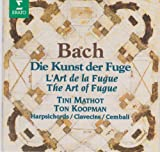 Bach: The Art of Fugue - Version for 2 Harpsichords