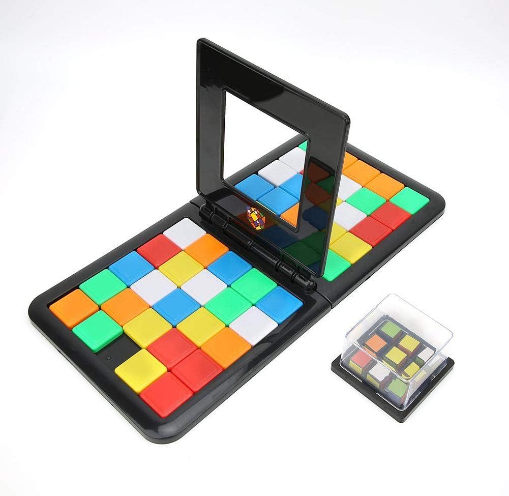 Magic Block Game, Magic Cubes Race Board Game Intelligence Juego de Escritorio de Deportes Interactivo para Padres e Hijos Juguete para niños Interacción educativa Familiar: Amazon.es: Juguetes y juegos