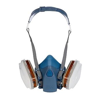filtri maschera 3m virus