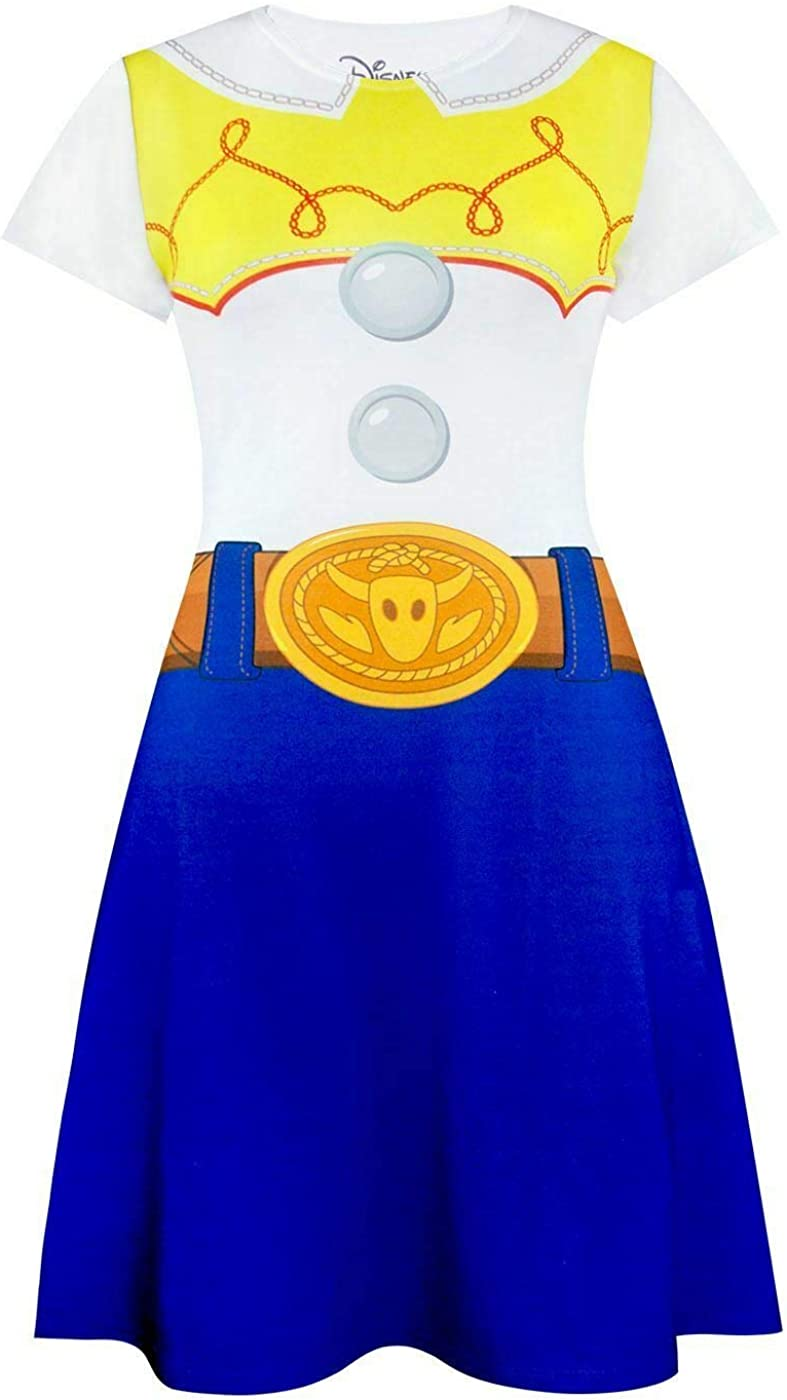Ranking TOP6 Disney High material Pixar Toy Story Jessie Women's Outfit Ladies Costume Dres