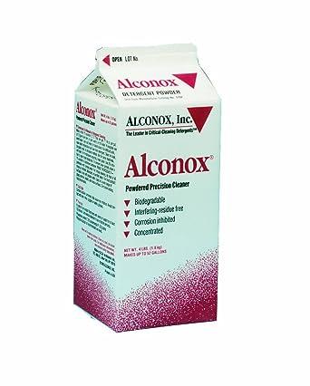 Amazon.com: alconox 1104 en polvo limpiador de precisión ...