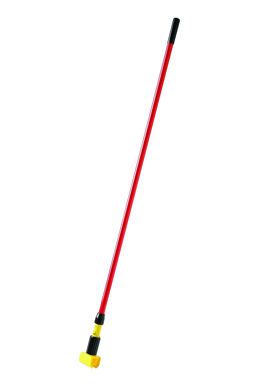 FGH24600RD00 Red Rubbermaid Commercial Gripper 60 Inch Fiberglass Wet Mop Handle