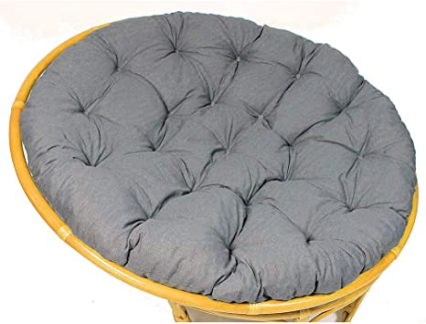 Amazon De Zzwwyy Hanging Egg Hammock Chair Cushion Round Basket Chair Pad For Outdoor Cradle Patio