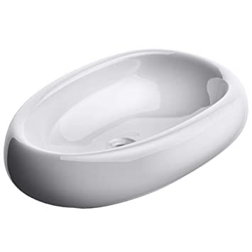 Lavabo vasque a poser evier design Bruxelles894 56 x 38 x 13,5cm ...