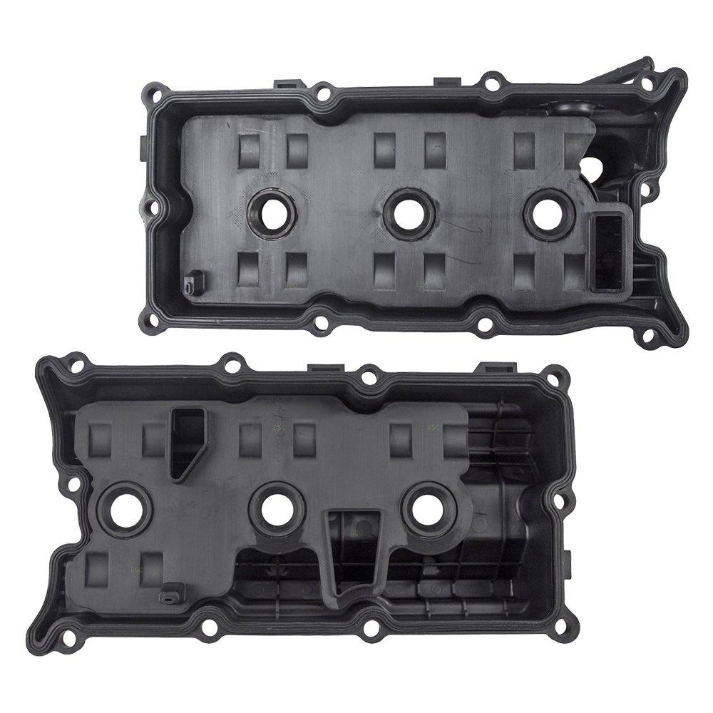 0058882d8ce Amazon.com  Pair Set Engine Valve Covers w Gaskets Replacement for Infiniti  FX35 G35 M35   M35X Nissan 350Z 13270-8J112 13264-AM600  Automotive