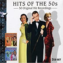 Hits of the 50s: 50 Original Hit Recordings