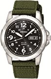 Seiko Men's SNE095P2 Stainless Steel Watch