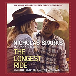 The Longest Ride Hörbuch