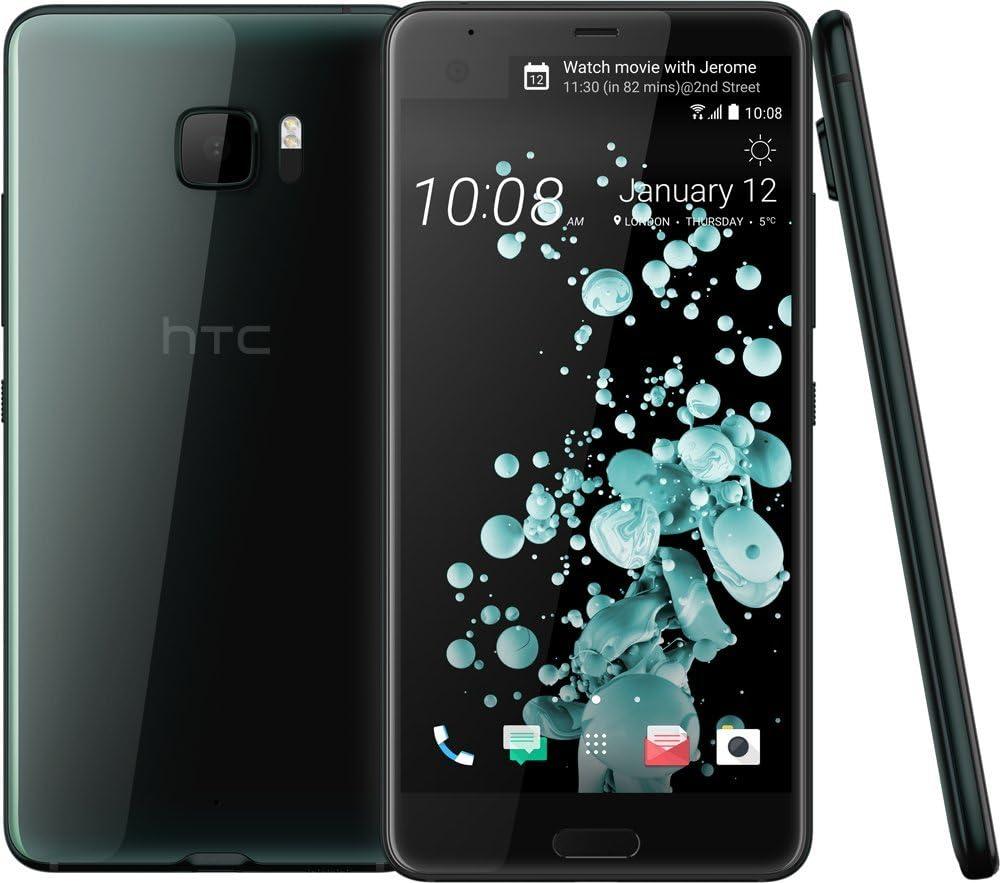HTC U Ultra 64 Gb, Negro Brillante: Amazon.es: Electrónica