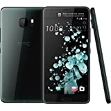 "HTC U Ultra 4G 64GB Black - smartphones (14.5 cm (5.7""), 64 GB, 12 MP, Android, 7, Black)"