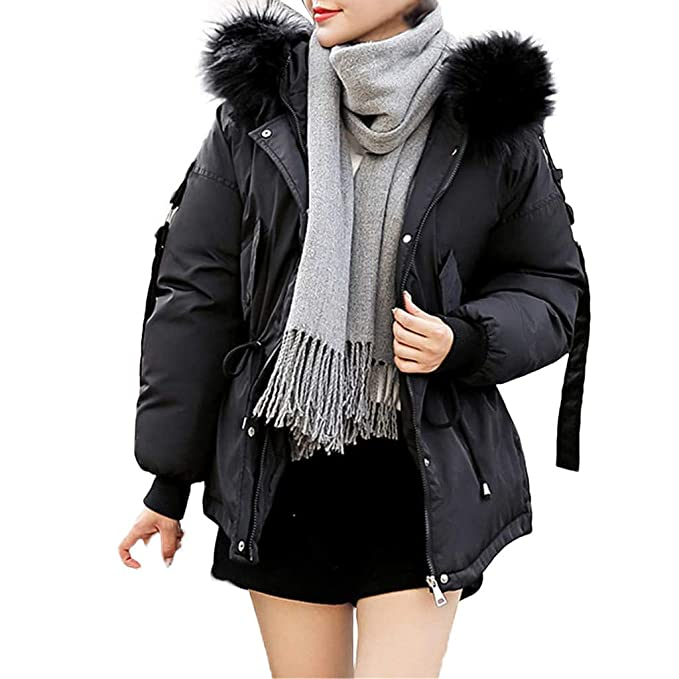 Amazon.com: Vermers Clearance - Chaqueta de invierno para ...