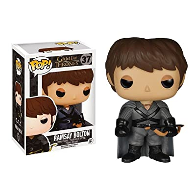 Ramsay Bolton Game of Thrones Gamestop Exclusive Funko Pop: Toys & Games