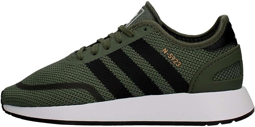 adidas Originals N 5923 J Green Textile 36 23 EU: