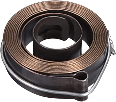 uxcell Drill Press Spring 53 x 16 x 0.7mm 6Ft Long Quill Feed Return Coil Spring Assembly