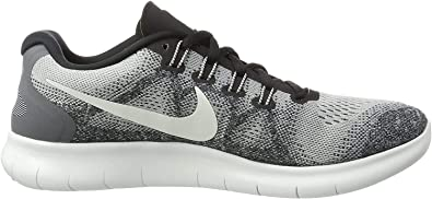 Nike Free RN 2017, Zapatillas de Running para Hombre, Gris (Wolf Grey/Off White/Pure Platinum/Black), 42 EU: Amazon.es: Zapatos y complementos