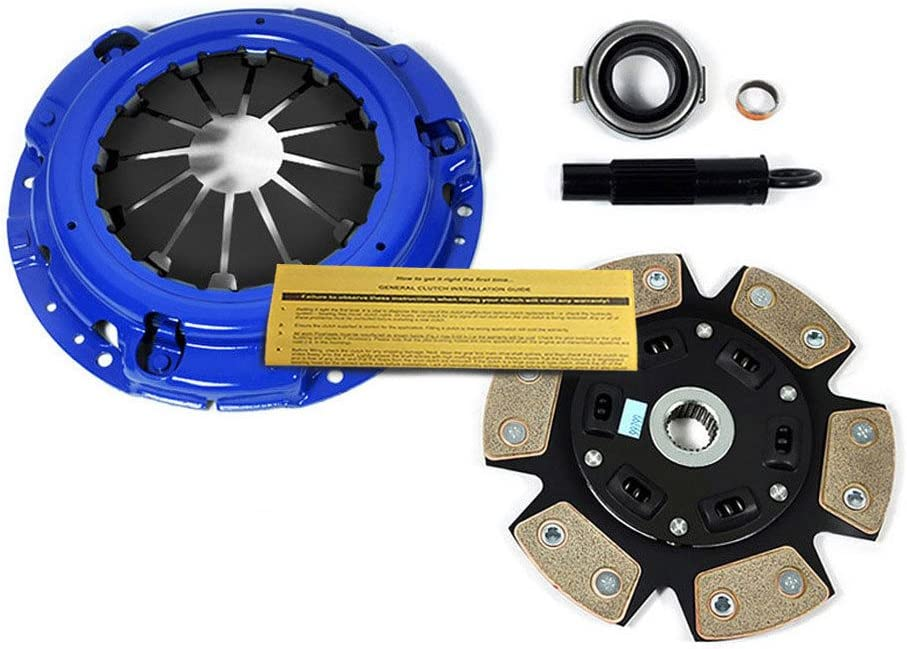 EFT STAGE 3 CLUTCH KIT FOR 02-06 ACURA RSX 02-05 HONDA CIVIC Si 2.0L K20 5-SPEED