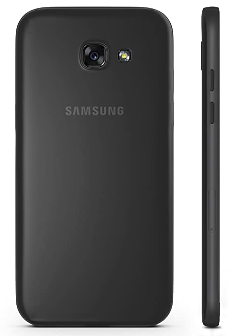 29 opinioni per Custodia Samsung Galaxy A5 2017, Ultrasottile e Trasparente, Red Canary,