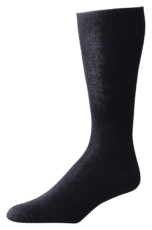 Elder Hosiery Mills Black - Genuine GI Sock Liner Pair