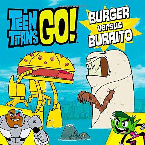 Teen Titans Go!: Burger versus Burrito