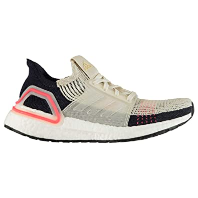 adidas Ultra Boost 19 W Clear Brown White Legend Ink