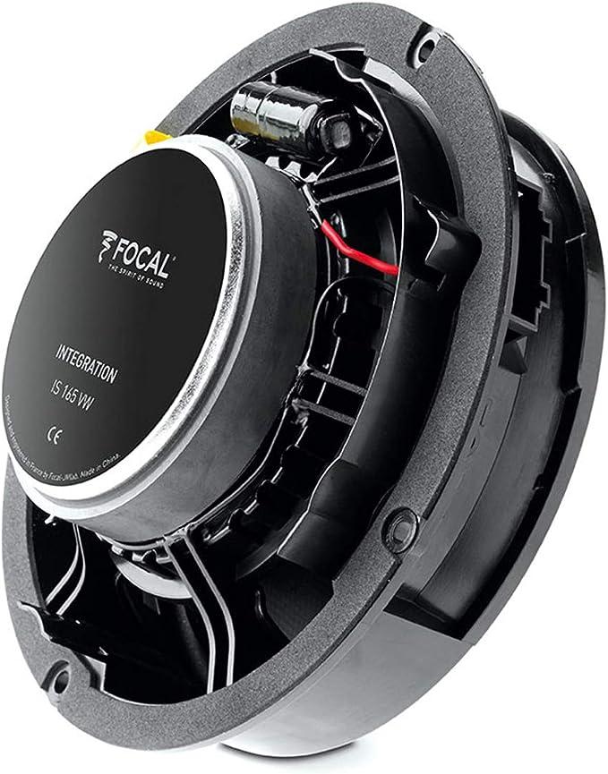 Focal F Ic165vw 16cm 2 Wege Lautsprecher System Für Golf 5 Und 6 Etc Audio Hifi
