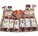 Bison, Elk and Venison Variety Snack Gift Box