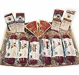 Bison, Elk and Venison Variety Snack Gift Box