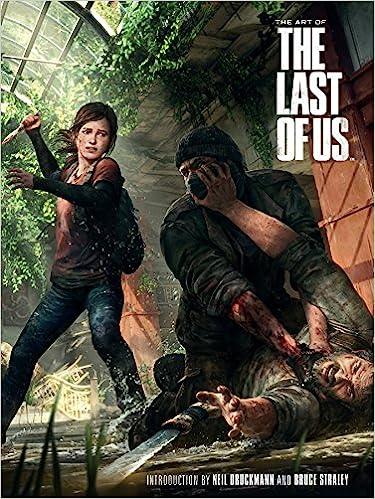 Amazon Com The Art Of The Last Of Us 8601404250828