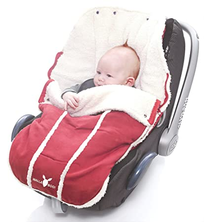 4b1297024 Amazon.com   Wallaboo Baby Universal Bunting Bag