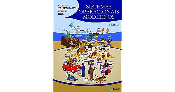 Sistemas Operacionais Modernos Tanenbaum Pdf